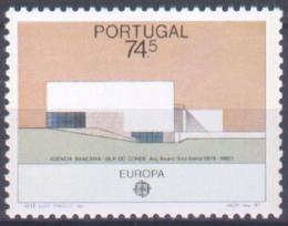 Poštovní známka Portugalsko 1987 Evropa CEPT Mi# 1722