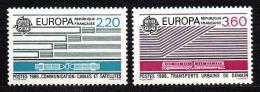 Poštovní známky Francie 1988 Evropa CEPT Mi# 2667-68