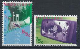 Poštovní známky Nizozemí 1988 Evropa CEPT Mi# 1343-44