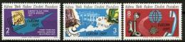 Poštovní známky Kypr Tur. 1979 Evropa CEPT Mi# 71-73