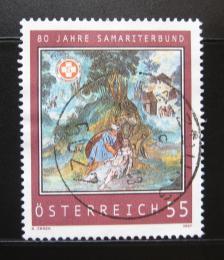 Poštovní známka Rakousko 2007 Spolek samaritánù Mi# 2653
