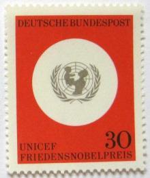 Poštovní známka Nìmecko 1966 UNICEF, 20. výroèí Mi# 527
