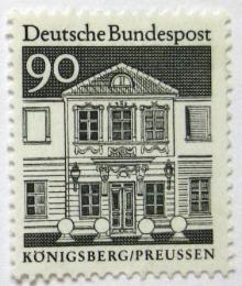 Poštovní známka Nìmecko 1966 Königsberg Mi# 499