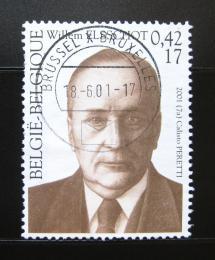 Poštovní známka Belgie 2001 Willem Elsschot, spisovatel Mi# 3040