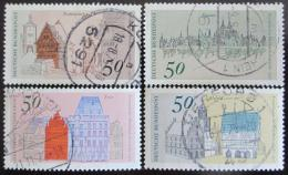 Poštovní známky Nìmecko 1975 Architektura Mi# 860-63