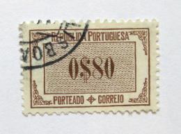 Poštovní známka Portugalsko 1932 Doplatní Mi# 57 Kat 8€