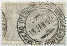Poštovní známka Portugalsko 1922 Balíková Mi# 13