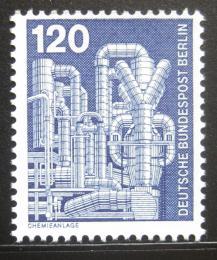 Poštovní známka Západní Berlín 1975 Chemièka Mi# 503