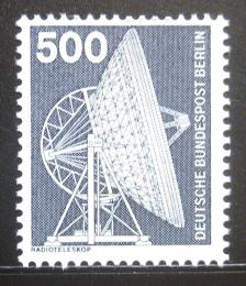 Poštovní známka Západní Berlín 1975 Teleskop Mi# 507 Kat 7€