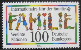 Poštovní známka Nìmecko 1994 Meinárodní rok rodiny Mi# 1711