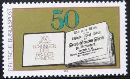 Poštovní známka Nìmecko 1980 Bible na denní ètení Mi# 1054
