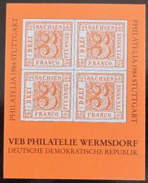 Vinìta Nìmecko 1984 Výstava Stuttgart