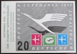Vinìta Nìmecko - Lufthansa 1955