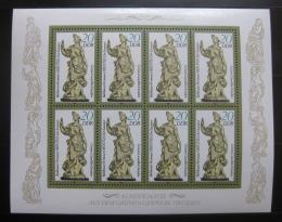 Poštovní známky DDR 1984 Socha, Léto Mi# 2906