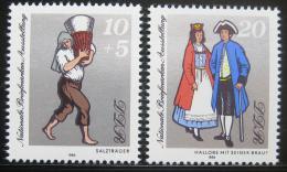 Poštovní známky DDR 1984 Výstava v Halle Mi# 2882-83