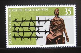 Poštovní známka DDR 1978 Památník Mauthausen Mi# 2356