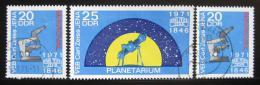 Poštovní známky DDR 1971 Optika Carl Zeiss Mi# 1714-16