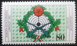 Poštovní známka Nìmecko 1987 Festival støelcù Mi# 1330
