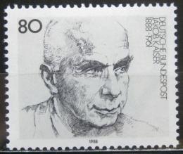 Poštovní známka Nìmecko 1987 Jacob Kaiser Mi# 1350