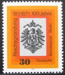Poštovní známka Nìmecko 1971 Nìmecké impérium Mi# 658
