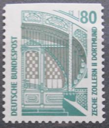 Poštovní známka Nìmecko 1987 Pamìtihodnosti Mi# 1342 C