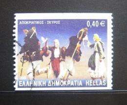 Poštovní známka Øecko 2002 Tanec Mi# 2091 C