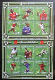 Poštovní známky Mosambik 2001 ME ve fotbale Mi# 1950-61 Kat 22€