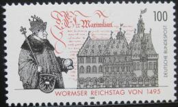 Poštovní známka Nìmecko 1995 Edikt wormský Mi# 1773
