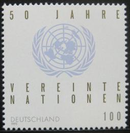 Poštovní známka Nìmecko 1995 OSN, 50. výroèí Mi# 1804