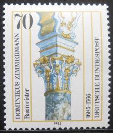 Poštovní známka Nìmecko 1985 Štukový sloup Mi# 1251