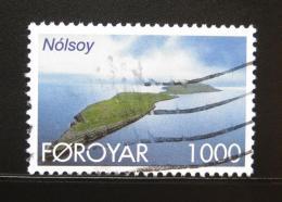 Poštovní známka Faerské ostrovy 2000 Ostrov Nólsoy Mi# 384
