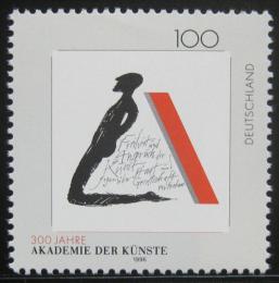 Poštovní známka Nìmecko 1996 Akademie umìní Mi# 1866