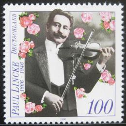 Poštovní známka Nìmecko 1996 Paul Lincke Mi# 1876