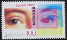 Poštovní známka Nìmecko 1996 Život bez drog Mi# 1882