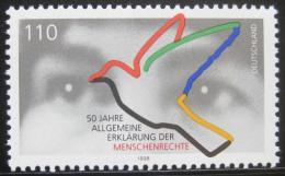 Poštovní známka Nìmecko 1998 Lidská práva Mi# 2026