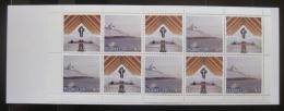 Sešitek Faerské ostrovy 1998 Kostel Mi# MH 16