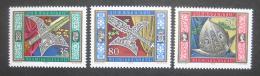 Poštovní známky Lichtenštejnsko 1985 Zbroj Mi# 890-92