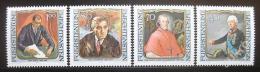 Poštovní známky Lichtenštejnsko 1984 Umìní Mi# 839-42 Kat 5€
