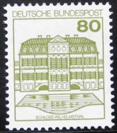 Poštovní známka Nìmecko 1982 Zámek Wilhelmsthal Mi# 1140
