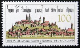 Poštovní známka Nìmecko 1996 Freising milénium Mi# 1856