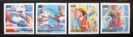Poštovní známky Nìmecko 1995 Sporty Mi# 1777-80 Kat 7.50€
