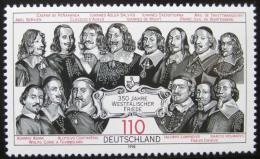 Poštovní známka Nìmecko 1998 Vestfálský mír Mi# 1979