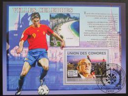 Poštovní známka Komory 2009 Slavná mìsta Mi# Block 508 Kat 15€ - zvìtšit obrázek