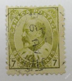 Poštovní známka Kanada 1903 Král Edward VII Mi# 80a