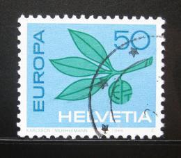 Poštovní známka Švýcarsko 1965 Evropa CEPT Mi# 825