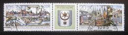 Poštovní známky DDR 1990 Výstava mládeže Mi# 3338-39