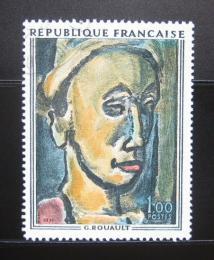 Poštovní známka Francie 1971 Umìní, Georges Rouault Mi# 1754
