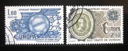 Poštovní známky Francie 1982 Evropa CEPT Mi# 2329-30