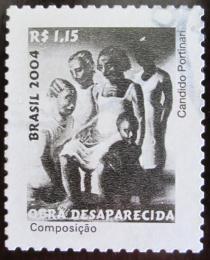 Poštovní známka Brazílie 2004 Ženy s dìtmi Mi# 3361 A