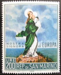 Poštovní známka San Marino 1966 Evropa CEPT Mi# 879